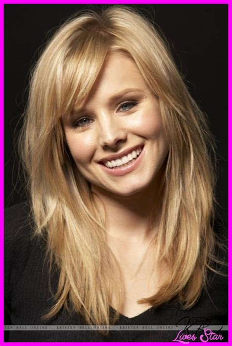 Haircuts With Bangs And Layers | girl haircuts with side bangs and layered livesstar com