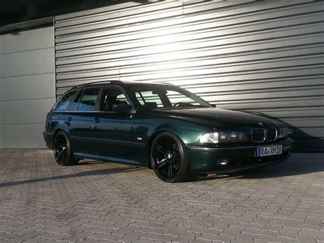 Bmw E39 Touring Hinten Tieferlegen by Mein E39 Auf M6 Felgen 5er Bmw E39 Quot Touring