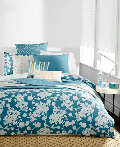 bar iii comforter turquoise bedding decor by color