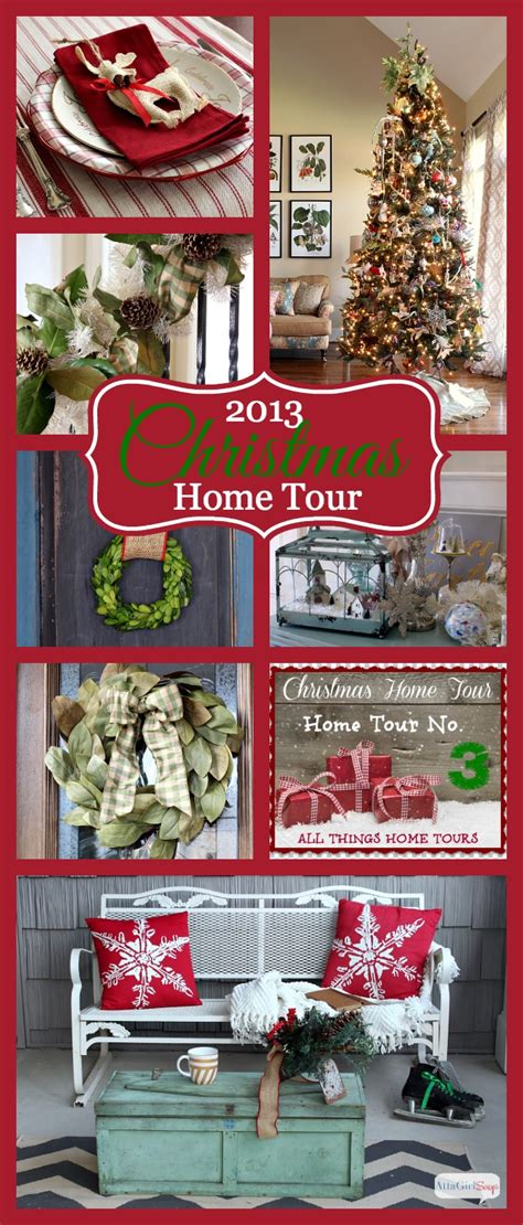 christmas home decor 2014 2014 christmas home decor tour atta girl says