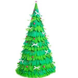193 rbol de navidad con flecos