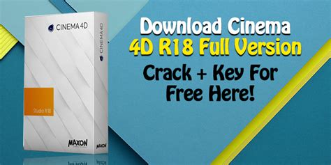 Cinema 4d 18 Version For Windows 4dvd cinema 4d r14 free version windows 8