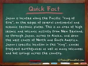 why japanese why japan has so many earthquakes
