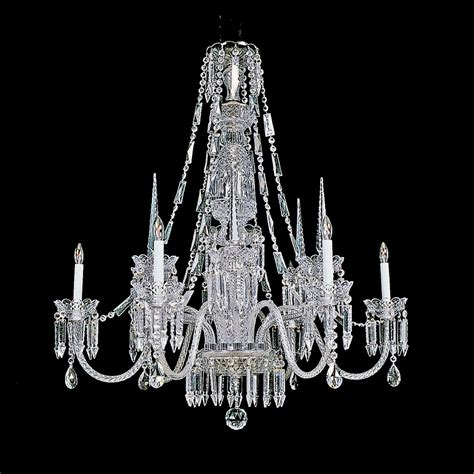 Beauregard 6 Light Crystal Chandelier 38 Quot X 42 Quot King For Chandeliers