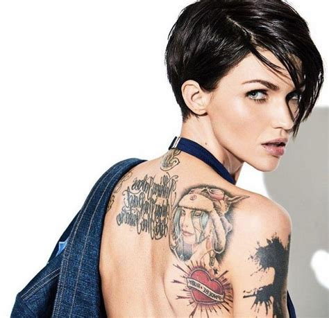 ruby rose hair pinterest 20 best collection of ruby rose short hairstyles