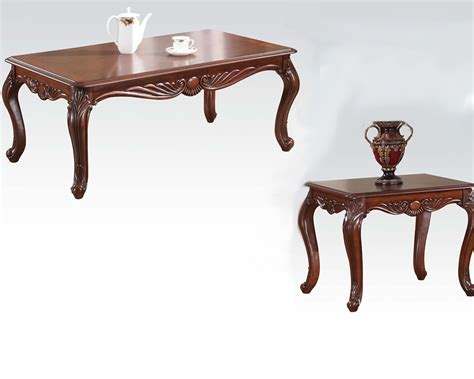 Classic Coffee Table Classic Coffee Table Set Birmingham By Acme Furniture Ac10240set