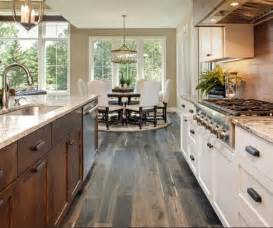 Types Of Kitchen Flooring Ideas Wood Floor Kitchen Ideas Miserv