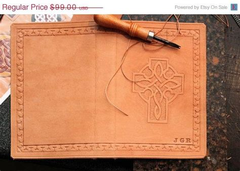 Handmade Bible - 1000 images about custom leather bible covers on