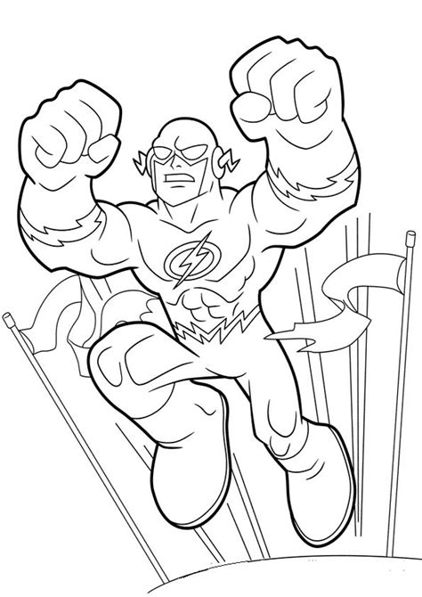 pin flash gordon colouring pages page 3 on pinterest