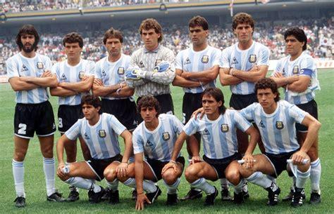 argentina mundial 1986 deportes taringa