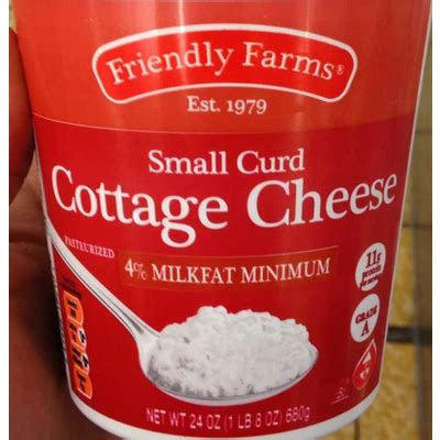 cottage cheese nutrients top 50 most popular cottage cheese