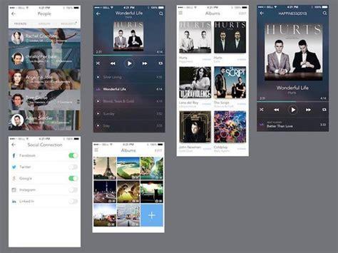 Ios App Design Kit | build your own ios app with this mega ios app design kit