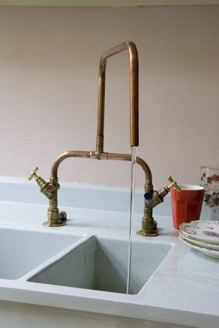 Diy Kitchen Sink Plumbing 17 Best Images About Copper Pipes Come Out On Bike Storage Shipping Container