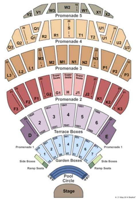 Sia Tickets Calendar May 2018 Bowl Los Angeles by Bowl Tickets In Los Angeles California