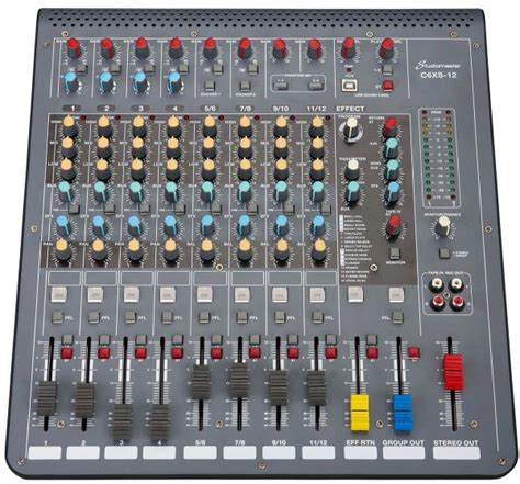 Mixer Alto Live 2404 alto live 2404 24 channel mixer with effects usb astounded