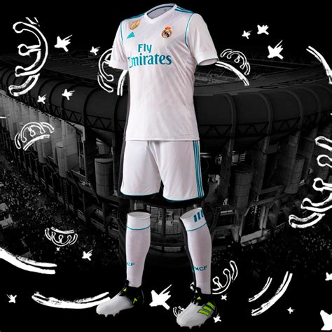 imagenes del traje del real madrid camisetas y equipaci 243 n real madrid 2017 2018 web oficial