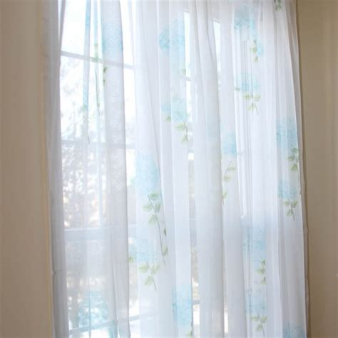 hydrangea curtains hydrangea curtain