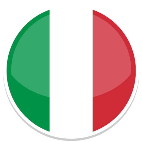 flags of the world round italy icon round world flags iconset custom icon design