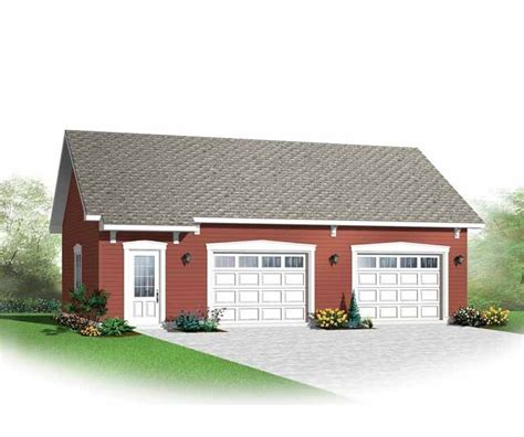 Garage House Plan by 27 Best Detached Garage W Workshop Images On