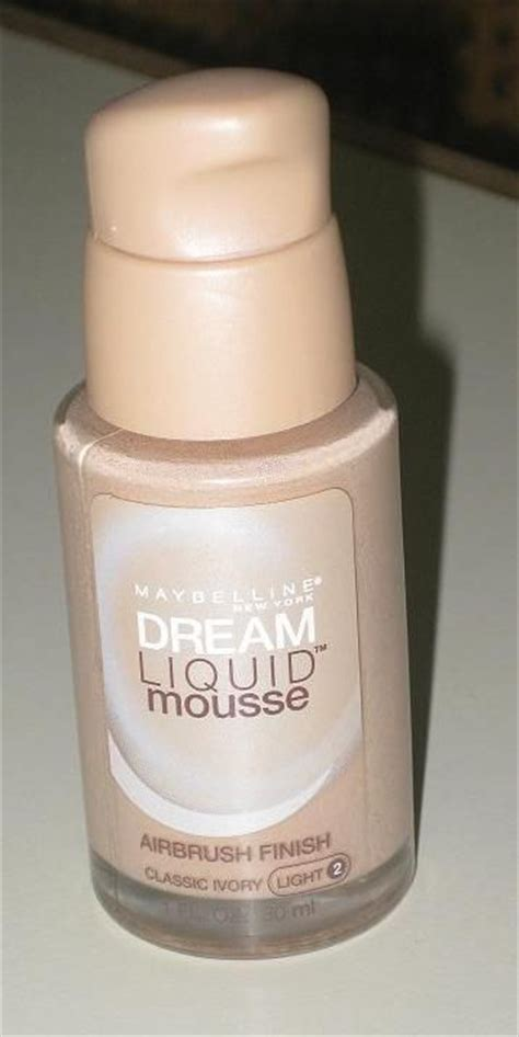 Maybelline Liquid Mousse maybelline liquid mousse reviews photos