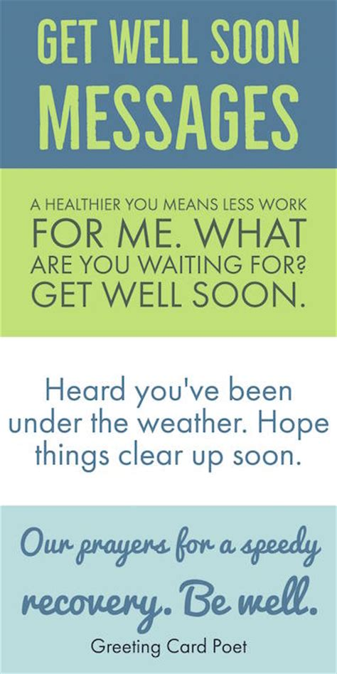 Get Well Soon Quotes To by Get Well Soon Messages Wishes Greetings And Quotes