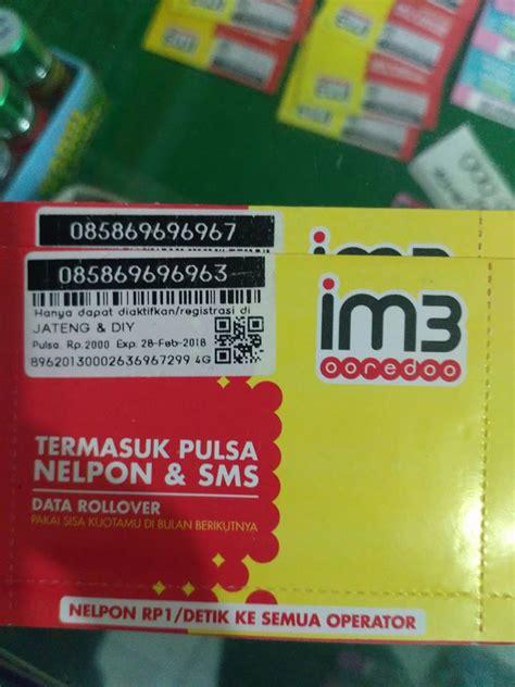 Jual Nocan Indosat Kaskus grosir nomor cantik all operator local business