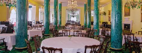 maine dining room dining room at the greenbrier