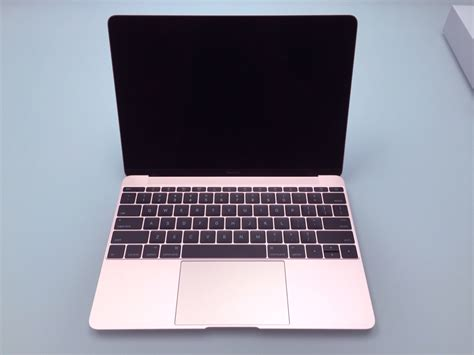 Dijamin Gold Macbook Pro 15 rocket yard unboxes new gold 12 inch macbook other world computing
