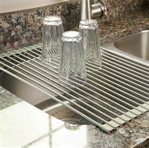 Kitchen Sink Dish Drainer Over The Sink Dish Drainer Rack Multipurpose Kitchen