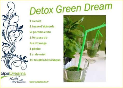 Detox Recette by Semaine Detox Au Bureau 5 Recettes Smoothie Sant 233