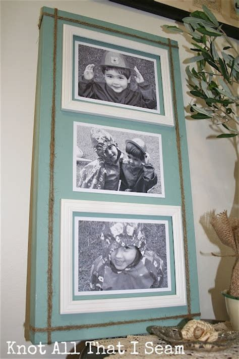 Photo Frames Handmade Ideas - 14 photo frame ideas a craft in your day