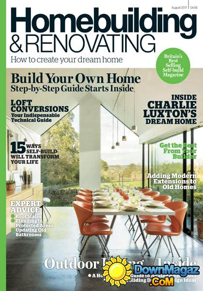 homebuilding magazine homebuilding renovating 08 2017 187 pdf