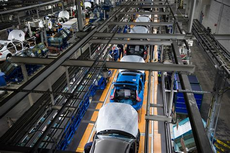 Volvo Press Room by Volvo Cars Starts Production Of The New Volvo S60 And V60