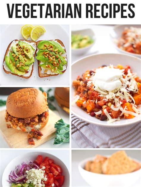 25 delicious vegetarian recipes archives fantastic food recipes