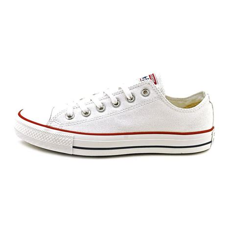 all white sneakers converse all ox canvas white sneakers athletic