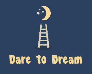 logo design for dreams dare to dream designed by shopoff brandcrowd