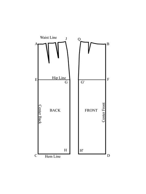 pattern drafting methods drafting the basic skirt learning sewing burdastyle com