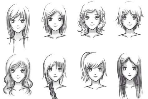 anime hairstyles for school anime characters have such cool hair anime amino