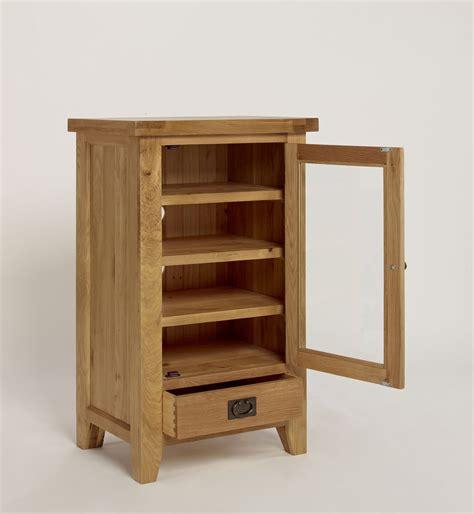 oak hi fi cabinets with glass doors chiltern grand oak hi fi cabinet oak hi fi cabinet