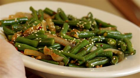 green recipe string beans recipe
