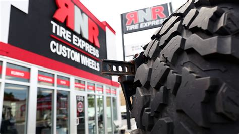 rnr tire express franchise costs fees