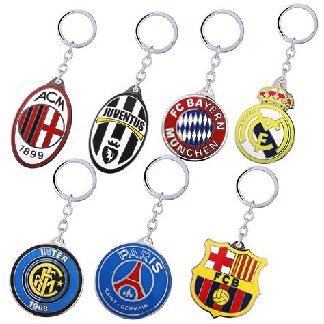 Iring Ring Stand Klub Sepakbola Football Club buy wholesale crown keychain from china crown keychain wholesalers aliexpress