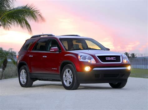 how does cars work 2007 gmc acadia on board diagnostic system gmc acadia 2007 gmc acadia 2007 photo 02 car in pictures car photo gallery