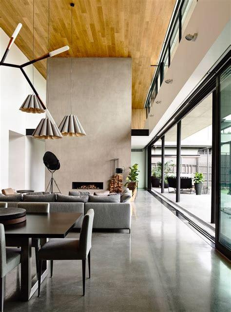 concrete flooring ideas  pros  cons digsdigs