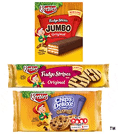 Promo Finger Vanilla 1 2 keebler cookies coupon 1 38 each at albertsons