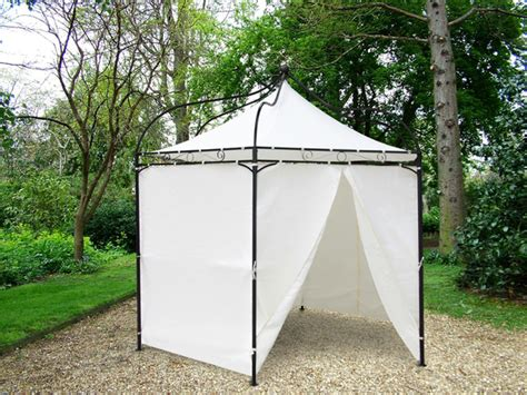 Steel Frame Gazebo Harlington Deluxe Steel Frame Gazebo With Roof Canopy 163 89 99