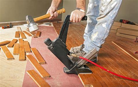 6 steps to preparing for wood floor installers