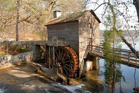 Mills To Do With The by Grist Mill Free Stock Photo Domain Pictures