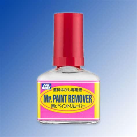 mr paint remover r 40ml hm hobbies