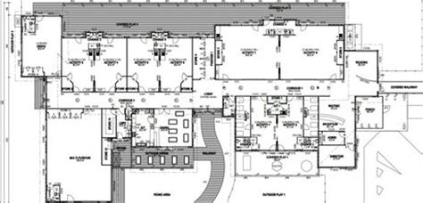 child care center floor plans new child care centre approved for toowoomba region town
